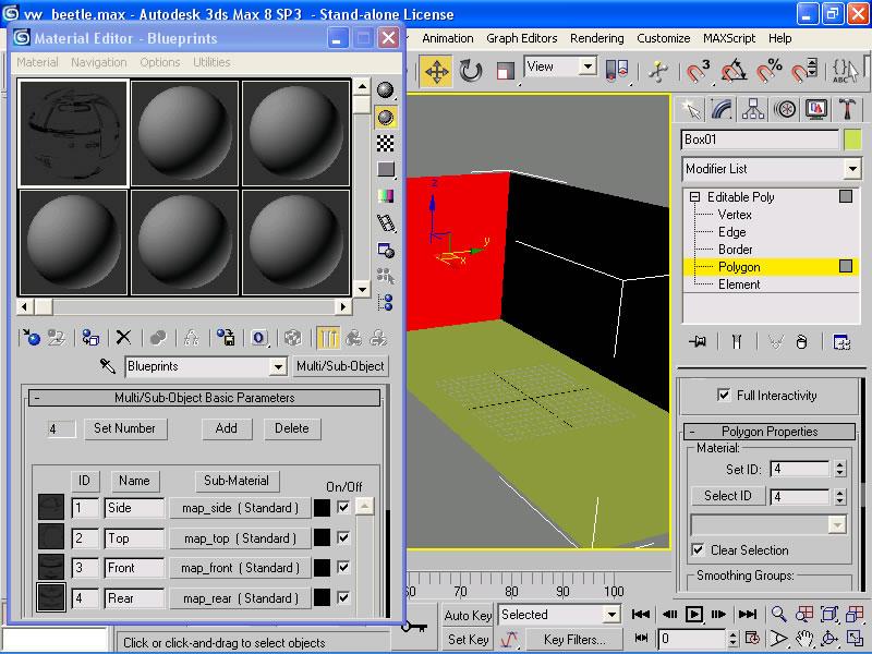 Как в 3d max сделать объект прозрачный